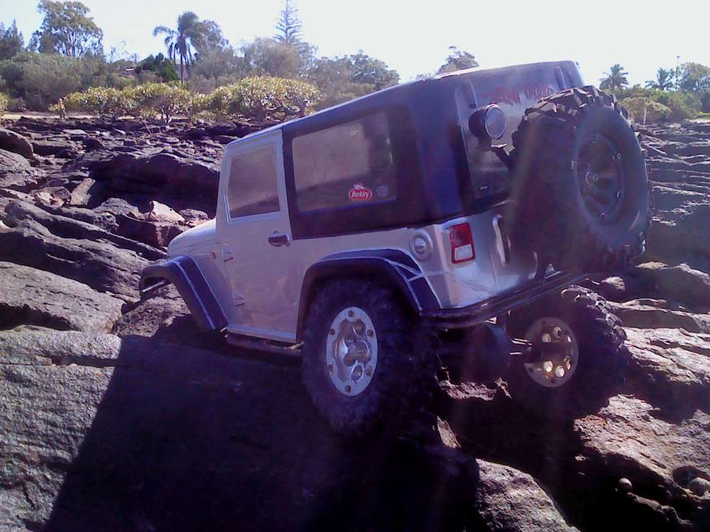 quick run thismorn Jeep4