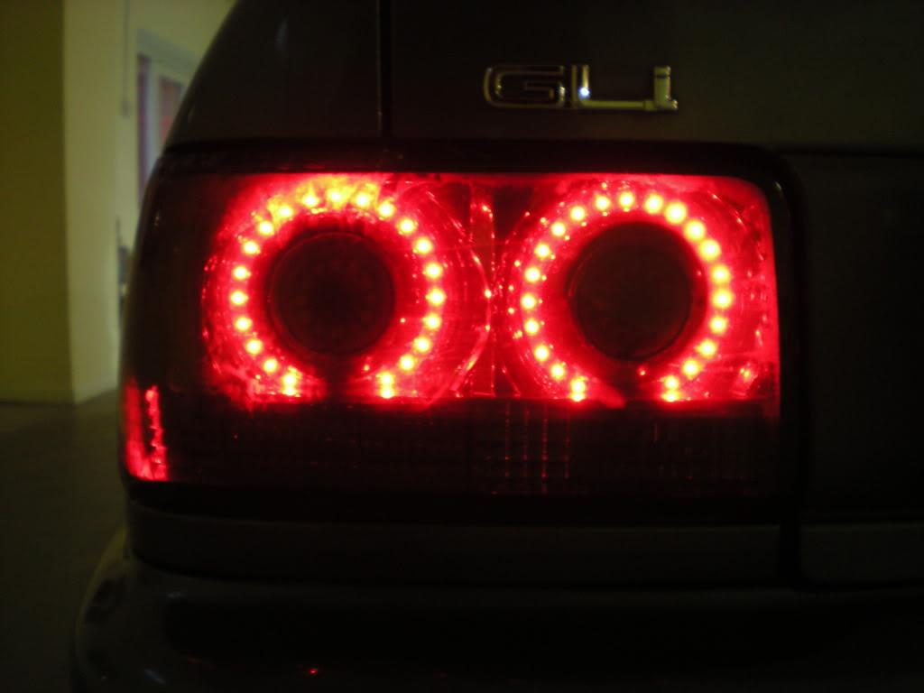 Custom Saloon Rear lights DSCN3441