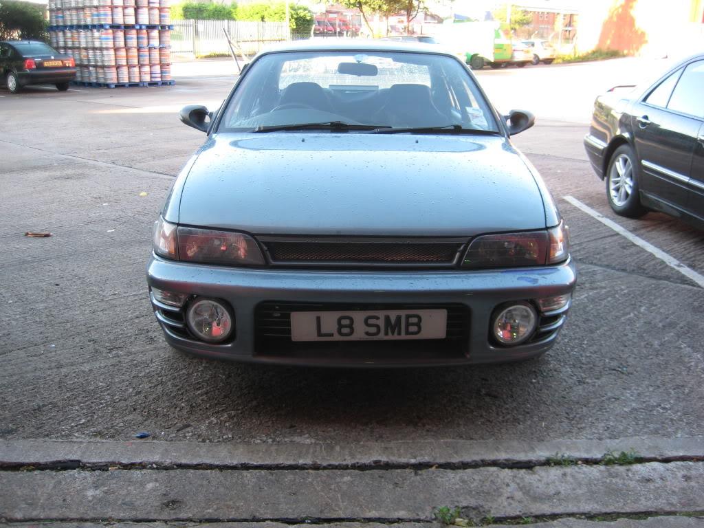 ★ 1993 Toyota Corolla 花冠 ターボ Saloon ★  IMG_2184