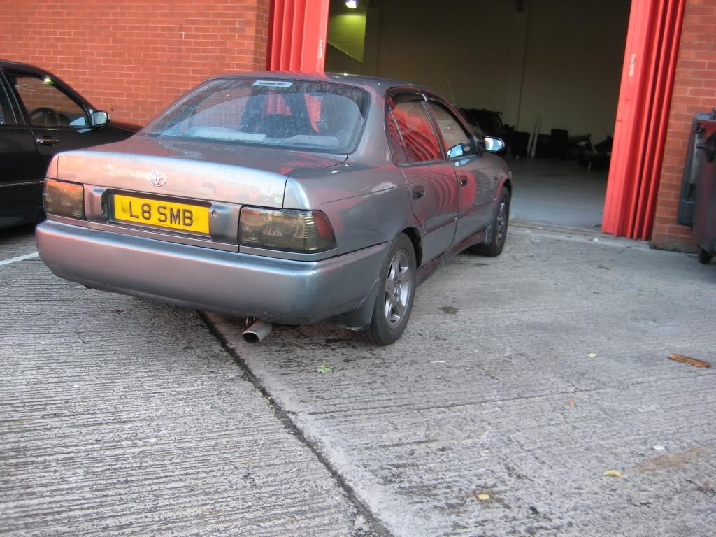 ★ 1993 Toyota Corolla 花冠 ターボ Saloon ★  IMG_2186