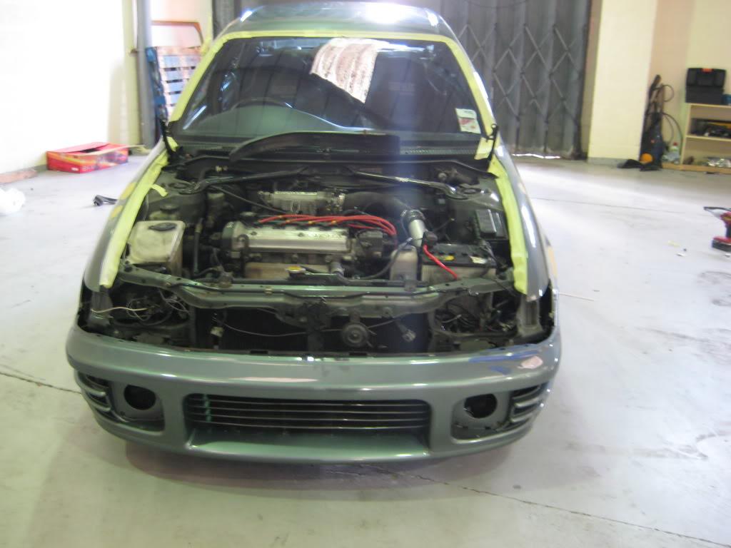 ★ 1993 Toyota Corolla 花冠 ターボ Saloon ★  IMG_2195