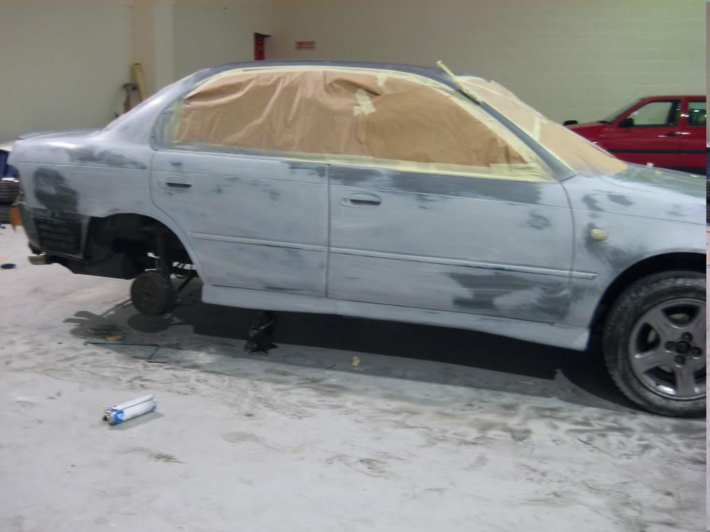 ★ 1993 Toyota Corolla 花冠 ターボ Saloon ★  IMG_2399
