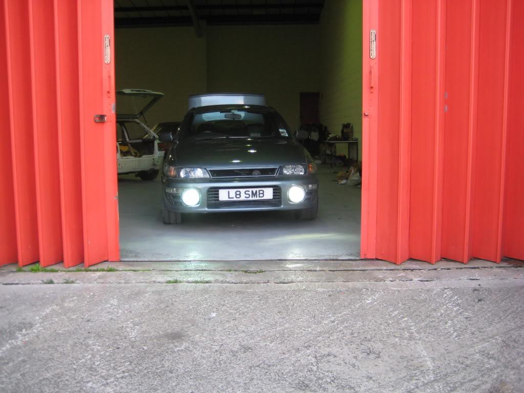 ★ 1993 Toyota Corolla 花冠 ターボ Saloon ★  IMG_2718