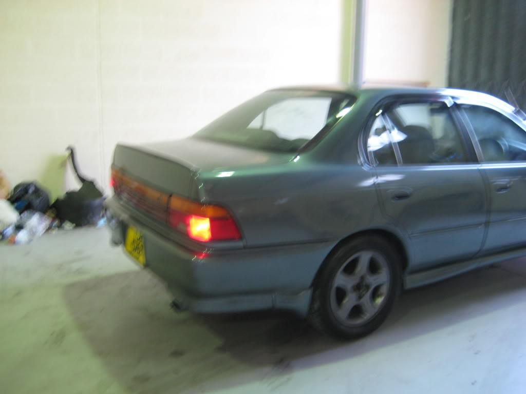 ★ 1993 Toyota Corolla 花冠 ターボ Saloon ★  IMG_2728