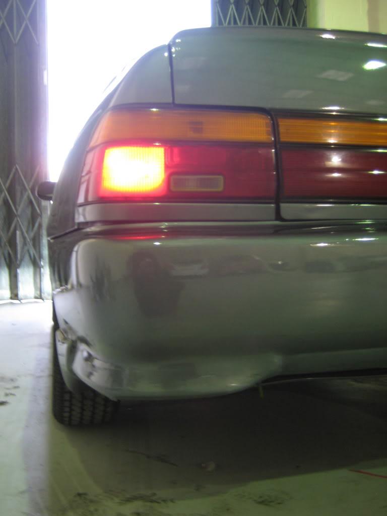 ★ 1993 Toyota Corolla 花冠 ターボ Saloon ★  IMG_2732