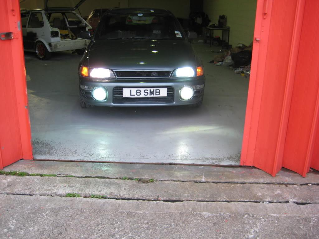 ★ 1993 Toyota Corolla 花冠 ターボ Saloon ★  IMG_2734