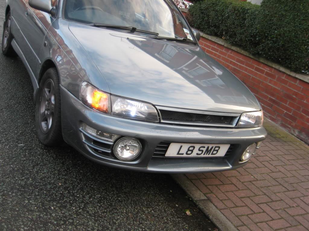 ★ 1993 Toyota Corolla 花冠 ターボ Saloon ★  IMG_2751