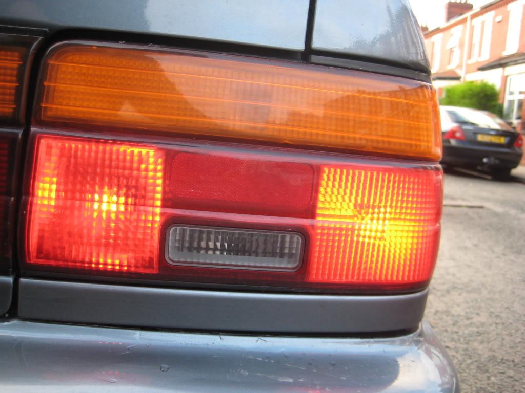 ★ 1993 Toyota Corolla 花冠 ターボ Saloon ★  IMG_2757