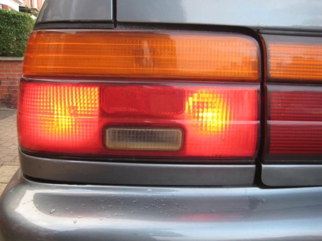 ★ 1993 Toyota Corolla 花冠 ターボ Saloon ★  IMG_2758