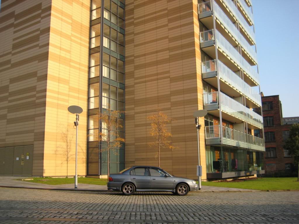 ★ 1993 Toyota Corolla 花冠 ターボ Saloon ★  IMG_3163