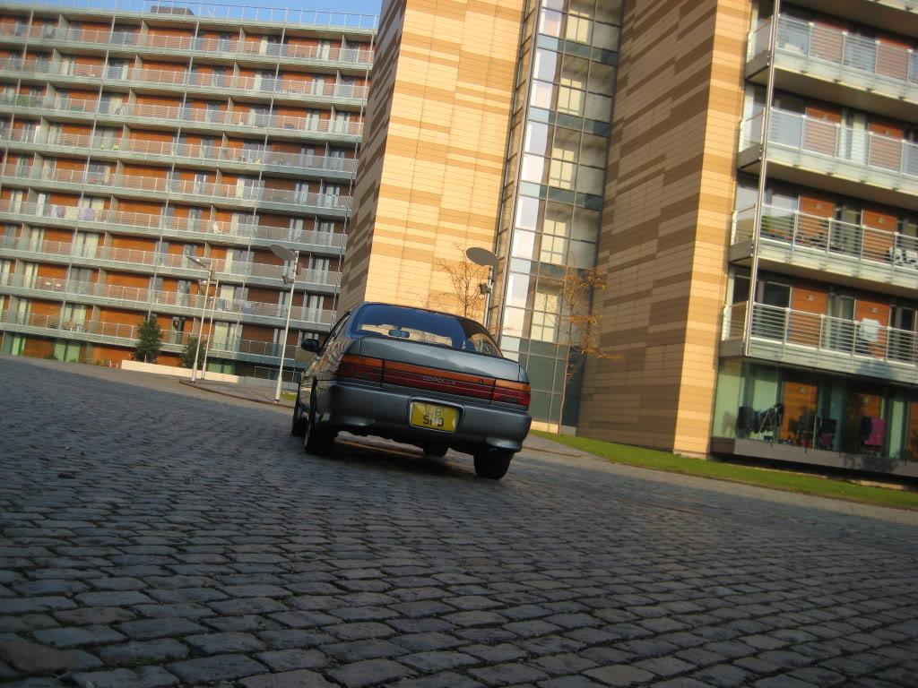 ★ 1993 Toyota Corolla 花冠 ターボ Saloon ★  IMG_3176