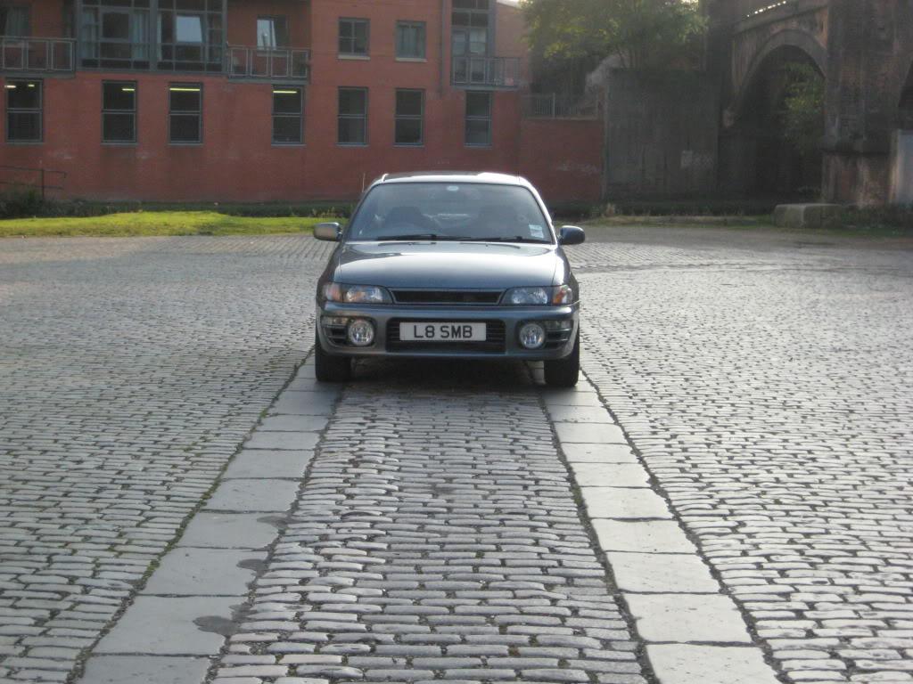 ★ 1993 Toyota Corolla 花冠 ターボ Saloon ★  IMG_3178