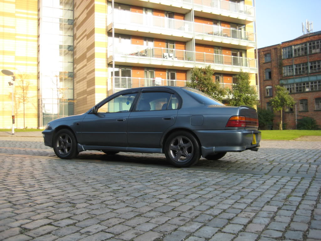 ★ 1993 Toyota Corolla 花冠 ターボ Saloon ★  IMG_3184
