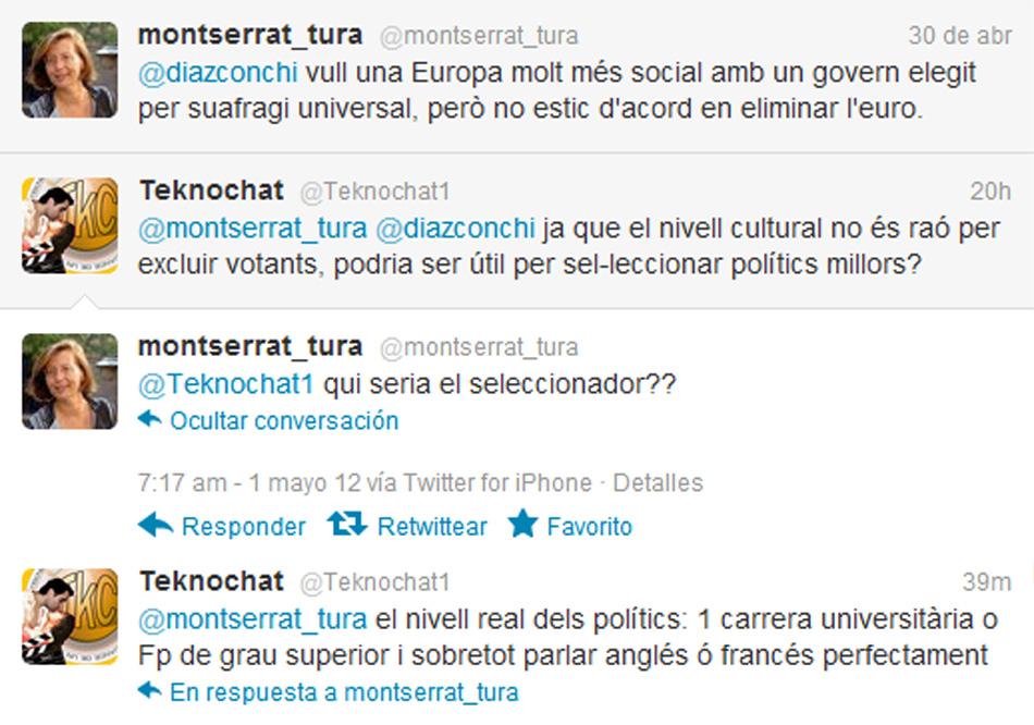 Hablando de política con Montserrat Tura (PSC) MontseturatweetsambTKC_zps0889ef70