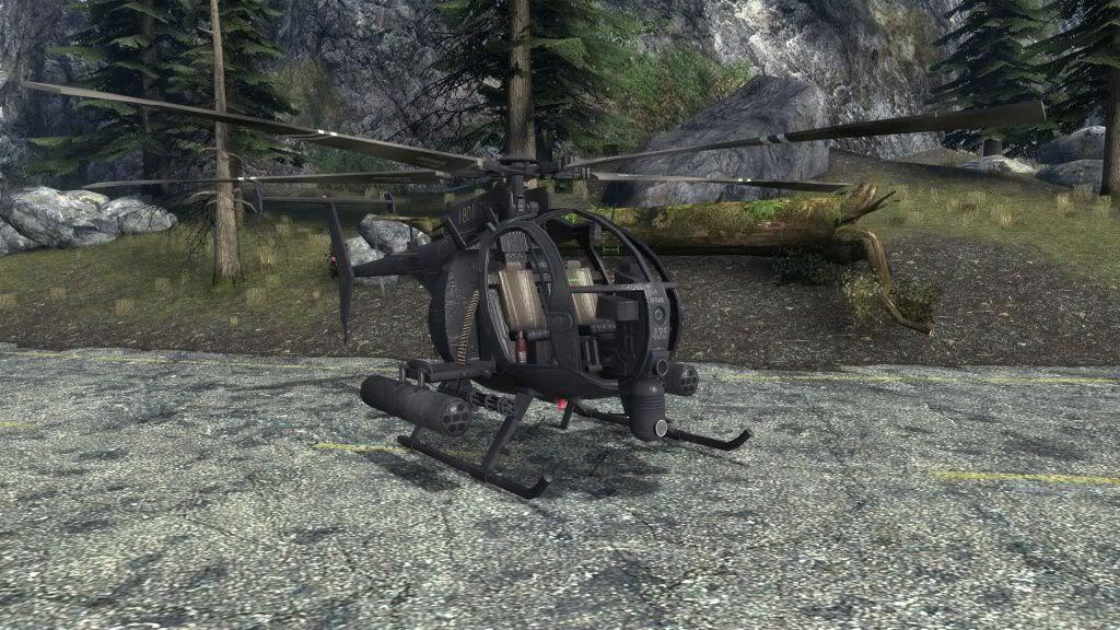"WAC Helicopter ""Lttle Bird"" V2.2 107779_1"