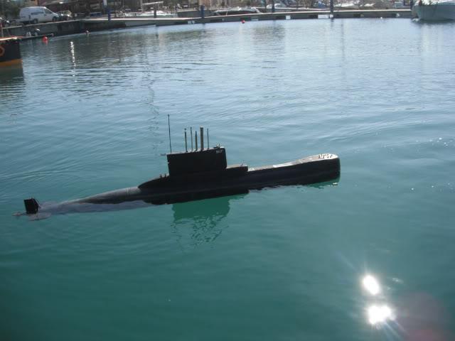 "Type 209/1200 ""ΑΜΦΙΤΡΙΤΗ"" Hellenic Navy DSCF5953"