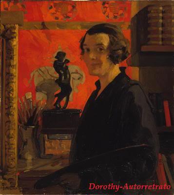 CARTAS DE JANE BURDEN MORRIS A WILFRID SCAWEN BLUNT 22dorothyautorretrato1921