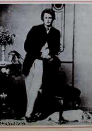 CARTAS DE JANE BURDEN MORRIS A WILFRID SCAWEN BLUNT 25wilfrid1865-copia