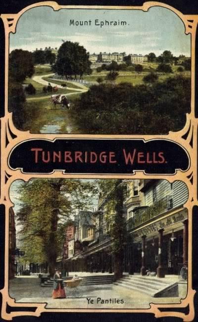 CARTAS DE JANE BURDEN MORRIS A WILFRID SCAWEN BLUNT - Página 5 26TunbridgeWells