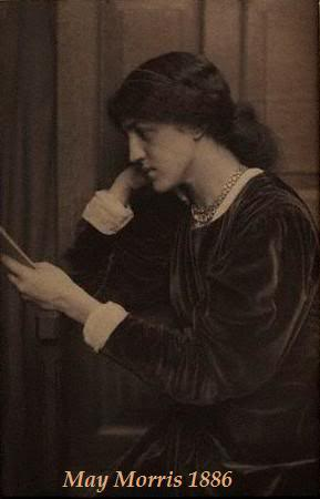 CARTAS DE JANE BURDEN MORRIS A WILFRID SCAWEN BLUNT - Página 3 71MayMorris1886