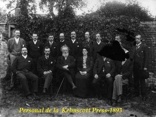 CARTAS DE JANE BURDEN MORRIS A WILFRID SCAWEN BLUNT - Página 3 72-PersonaldelaKelmscottPress-1893