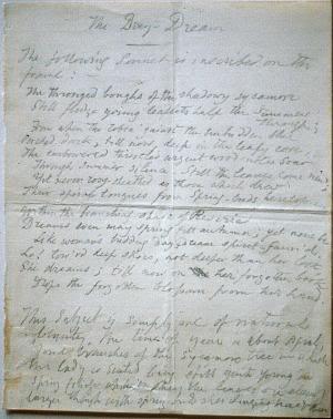 CORRESPONDENCIA PRIVADA ENTRE DANTE GABRIEL ROSSETTI Y JANE BURDEN MORRIS - Página 8 47thedaydream1880