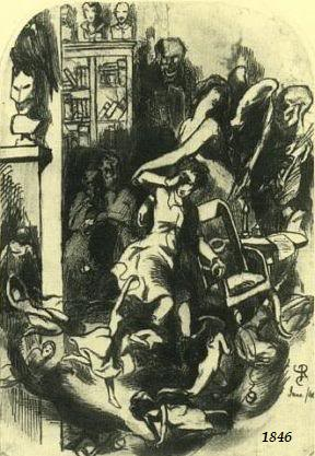CORRESPONDENCIA PRIVADA ENTRE DANTE GABRIEL ROSSETTI Y JANE BURDEN MORRIS - Página 9 85rossetti-TheRaven-AngelFootfalls-1846