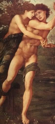 CORRESPONDENCIA PRIVADA ENTRE DANTE GABRIEL ROSSETTI Y JANE BURDEN MORRIS - Página 5 153Edward_Burne-Jones_Phyllis_and_Demophoon_1870