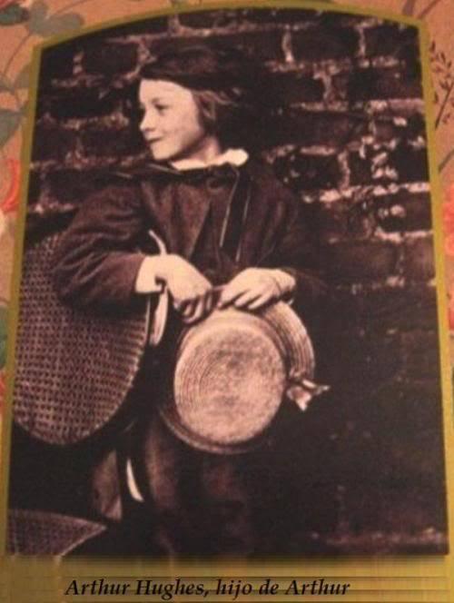 Biografia y Obras de los Pintores de la Hermandad Prerrafaelita - I - Página 31 4ArthurHughesJr