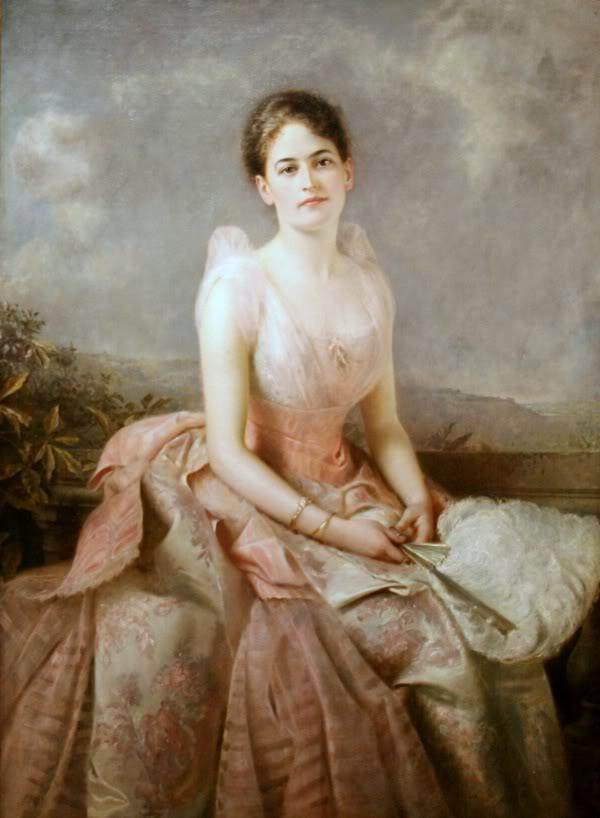 Biografia y Obras de los Pintores de la Hermandad Prerrafaelita - I - Página 33 JulietteGordonLow1887