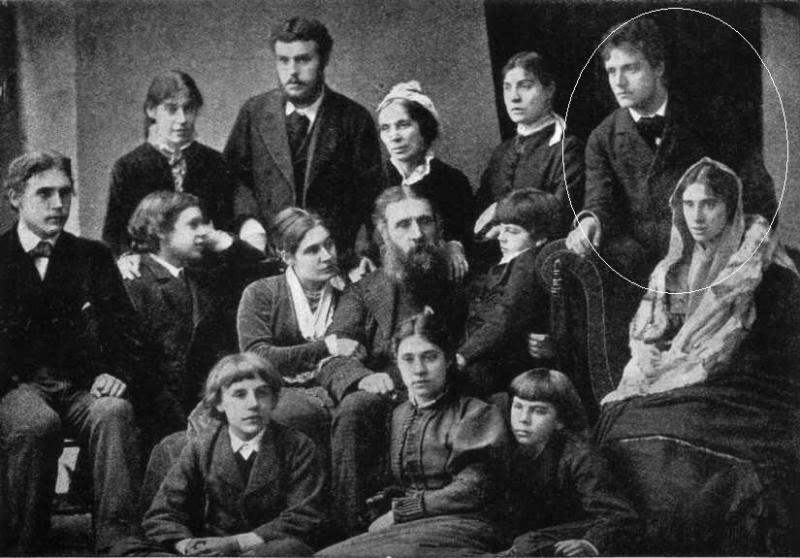 Biografia y Obras de los Pintores de la Hermandad Prerrafaelita - I - Página 32 Gmd_family_1876