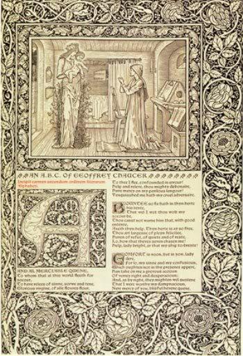ARTS AND CRAFTS  - Página 2 132kelmscott_chaucer
