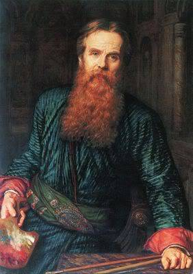 CREENCIAS ANCESTRALES Y SUS CELEBRACIONES - Página 5 1William_Holman_Hunt_-_Selfportrait