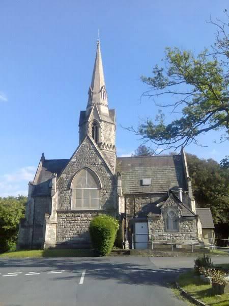 PRE-RAPHAELITE BROTHERHOOD: REQUIESCAT IN PACE 2Islington_Chapel
