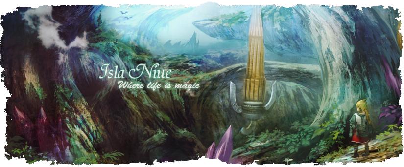 La isla Niue