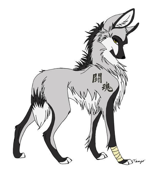 The Nahimana Wolf Pack ((RESTARTED)) AnimeWolf-2