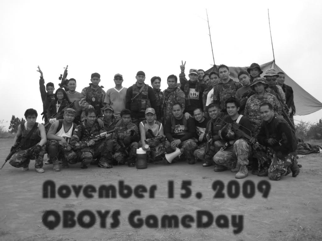 NOVEMBER 15, QBOYS GameDay Front