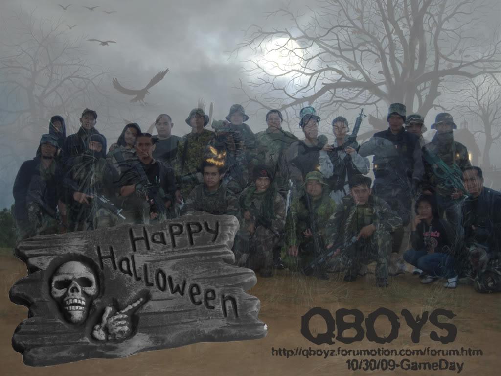Free forum : QBoys - Portal Happyhalloween