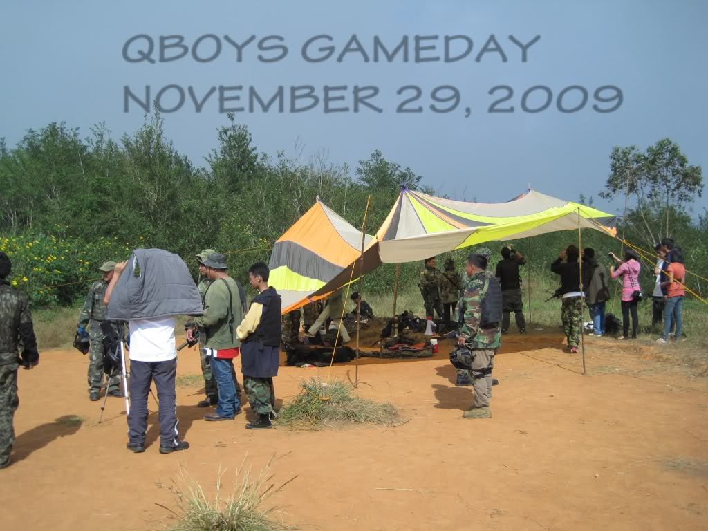 NOV. 29 and 30 QBOYS Gameday November29
