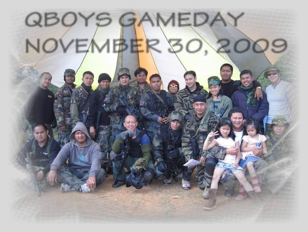 NOV. 29 and 30 QBOYS Gameday November30
