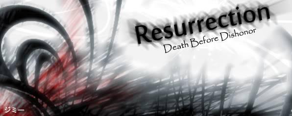 VOTE FOR THE NEW RESURRECTION BANNER! DBD2