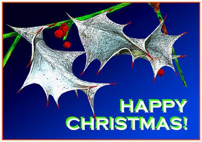 HAPPY CHRISTMAS CHRISTMAS
