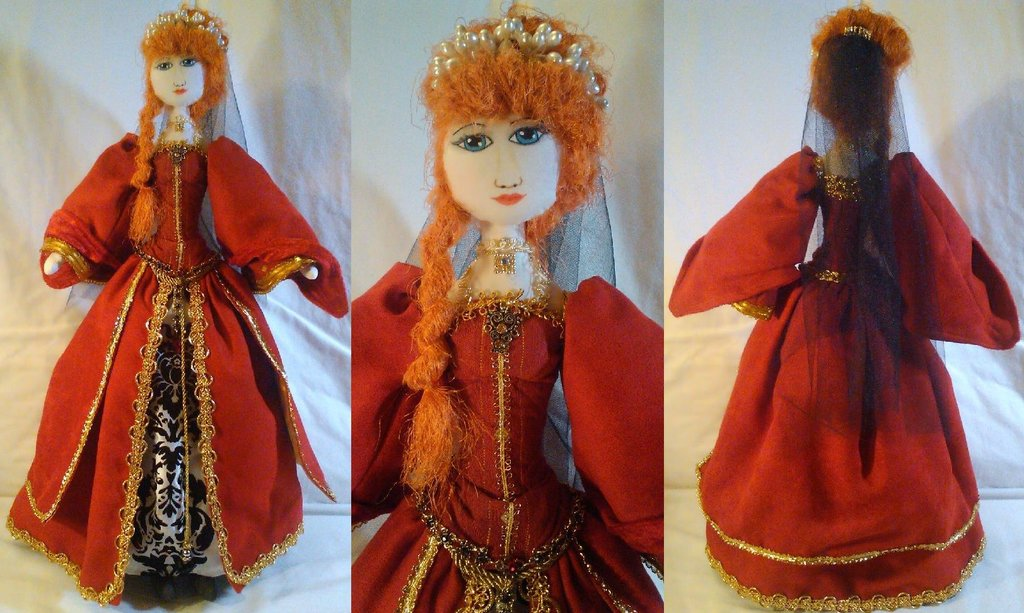 Regalos de Año Nuevo 1538 Art_trade__ooak_tudor_lady_cloth_doll_by_mihijime-d5lb7bv_zpsed07ce49