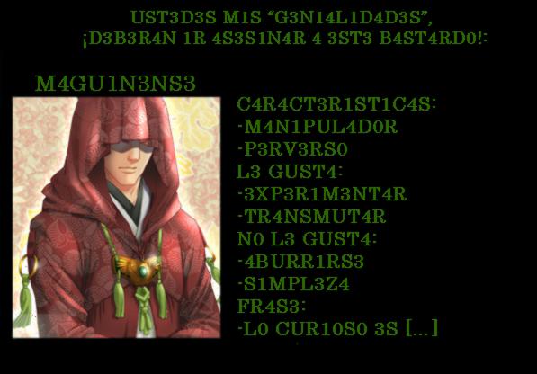 Misión -025 – Bioduplicación. Ga22nsd233cx