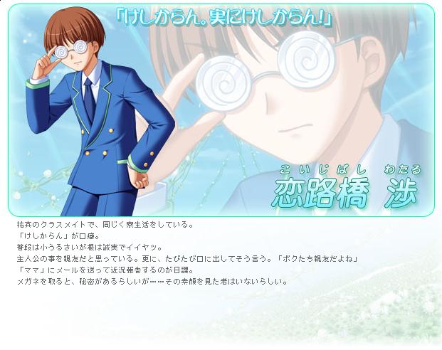 Misión +001 – En busca de las aceitunas.   Wataru_Koijibashi