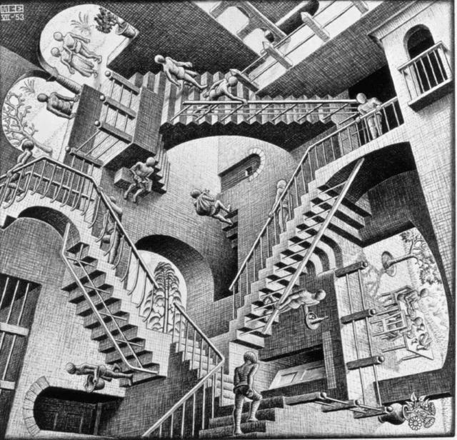Narnia los saluda Escher2dk9
