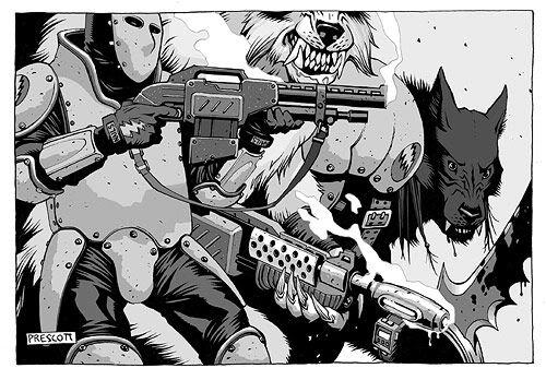Julgamento Final a última Batalha WerewolfGlasswalkers