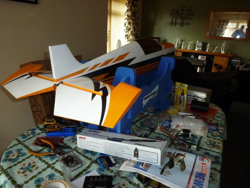 Precision aerobatics katana mx build. - Page 2 99cc7a523db9b84ee29594008eb7a653