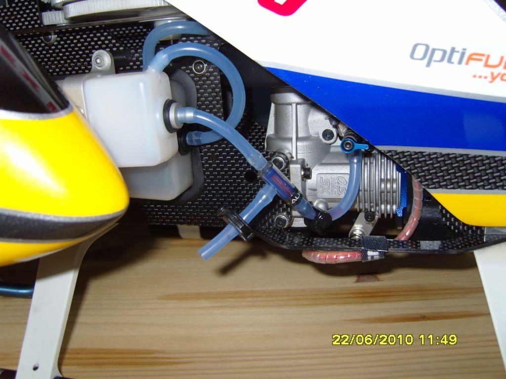 CY 29cc engine plumbing Pluming001