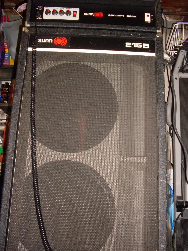 The Stooges Sunn Gear Sunn2151005-3